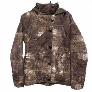 Columbia Titanium Camouflage Jacket